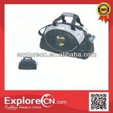 sport travel bag with water bottle holder