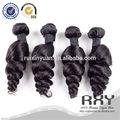 styles de cheveux brésiliens vague lâche best sellers coiffeurs tête de la formation de nouveaux produits pour les ventes directes des extensions de cheveux bandeau