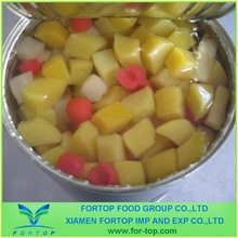 Factory Of Canned Fruit Cocktail in Tin/Cup/Jar