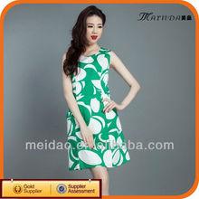 2013 Hot Sale Sexy Summer Fancy Dress Batik Maxi Dress