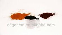 chemical formula for iron ii oxide