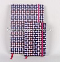 new fashion colored PU note book