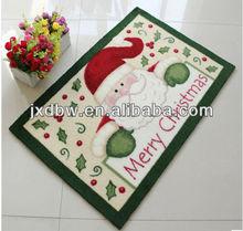 2013 Latest Christmas Door Mat Floor Mat