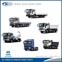 Spare Parts for Korean Tata Daewoo trucks