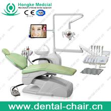 Dental de silicona / usado silla dental / dental de impresión de silicona