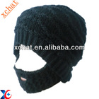 Cool fashion design 100% acrylic beard hat