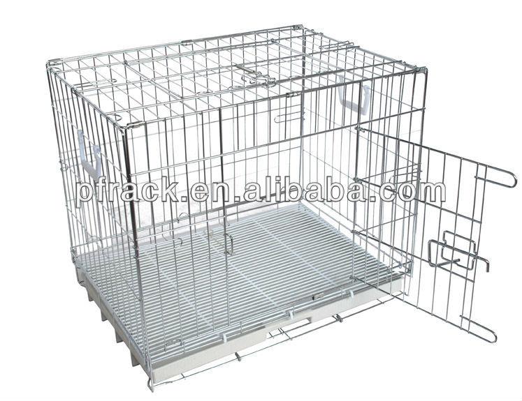 PF-PC178 black dog cage