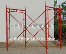 Painted Door Frame Scaffolding for building(HFJD FACTORY)