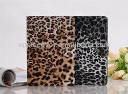 case leopard pu for ipad mini