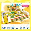 2013 Hot sales design of kid's playground equipment LT-1011B