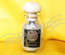 Agarwood-Aloeswood-Eaglewood-Oud-Oudh-Gaharu-Jinkoh-Chen Xiang-Calambac-Bois d'aigle-Adlerholz [Powder] (3A Grade)