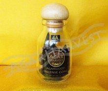 Agarwood-Aloeswood-Eaglewood-Oud-Oudh-Gaharu-Jinkoh-Chen Xiang-Calambac-Bois d'aigle-Adlerholz [Incense Cone] (4A Grade)