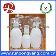 Good quality transparent plastic bag handle