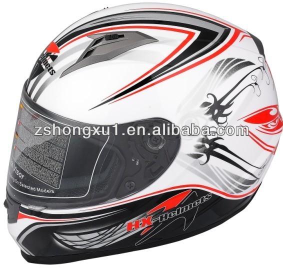 ABS flip up Motorcycle helmet X302
