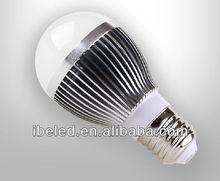 High power 7w energy star led bulb Warm White/White