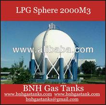 glp 2000m3 esfera