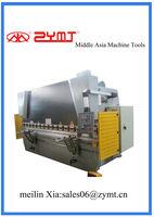 CNC Hydraulic Numeric control press brake/steel bar bender