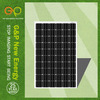High efficiency low price mono solar panel