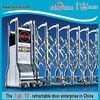 Electric gate remote control door steel metal entrance gate