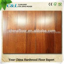 Guangzhou product harewood floor materials Merbau solid wood