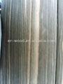 De ébano 0.45mm de chapa de madera
