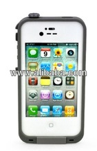 New Waterproof Shockproof Dirtproof Snowproof Protection Case Cover for Apple Iphone 4 4S