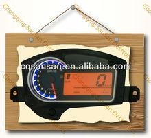 OEM Motorcycle Panel manufacturer XGJAO speedometer