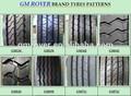Caliente la venta de neumáticos de camiones pesados 7.50r16 9.00r20 11.00r20 radial de los neumáticos para la venta