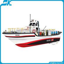 !New fashion remote control Airship/R/C Flying Boat/make rc toy boat rc model tug boat