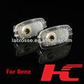 Led arabanın kapısını kl-yb2 projektör ışığı logo lazer! Plug& play!!