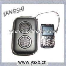 Speaker case for ipod