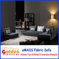 Mais novo sofá da tela mobiliário cama para venda