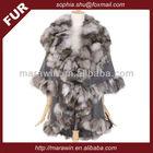 2013 winter clothes women fox fur coat
