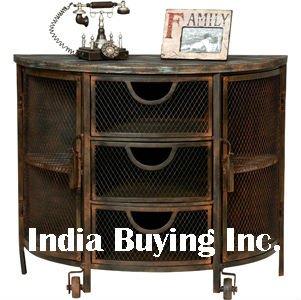 Meubles industrielle  mobilier Vintage  décoration ...
