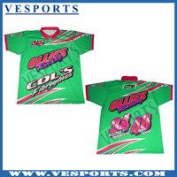 Put Sponsor Logos on Your Racing Shirts