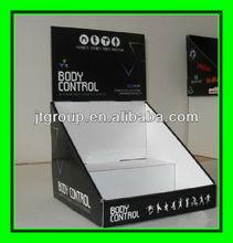 printing duplex e flute corrugated paper custom cardboard display box
