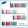 Best selling high quality colorful mini vivi nova tank with Colored Drip tip 510