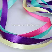 2014 Hot Fashion Single Faced Elastic Ribbon For Gift