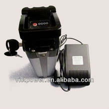 High power LFP e-bike battery pack 36v 20ah
