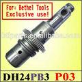 Ersatzteile für hitachi elektrowerkzeuge ersatzteile in hitachi dh24pb3 bohrhammer- zylinder eingestellt