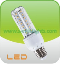 2013 Popular sale 3U 7W led saving energy lamp