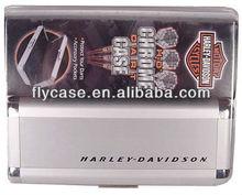 Aluminium dart box/small aluminum game box/dart whole set box