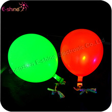 2014 New Product Colorful Party LED Flashing Latex Balloon