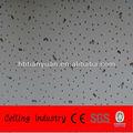 Panneau de plafond acoustique/matériau de construction-- de faible densité