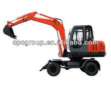 6ton chinese mini excavator for sale
