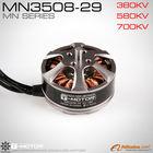 T-motor brushless motor MN3508 /380KV, 580KV and 700KV