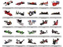 F1 Show Car - F1 Replica - F1 Racing Simulator