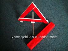 Car Emergency Warning Triangle Kit