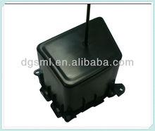 Plastic car armrest Plastic car console box plastic injection molding