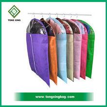 Cheap Promotional Non Woven Foldable Garment bag